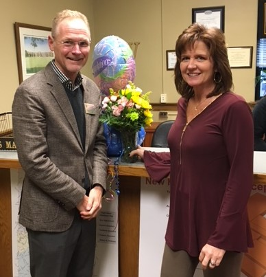 Congratulations to Stephanie Hunt, Walter M. Williams High School! Mrs. Hunt is the 2019 Alamance-Burlington Principal of the Year.